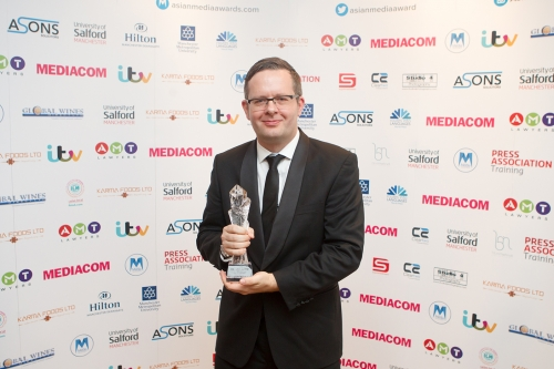 BBC Asian Network Holds Onto Title