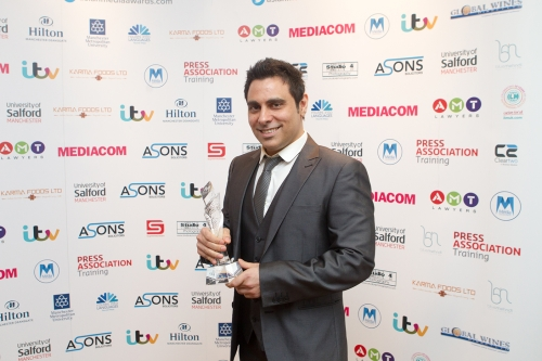 Burka Avenger Named Best TV Show At Asian Media Awards