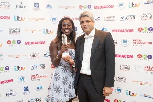 Act Fast Stroke Awareness Campaign Honoured At Asian Media Awards