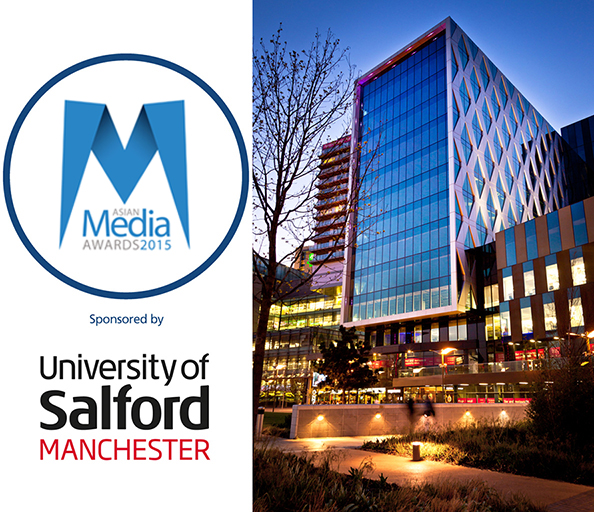 University of Salford Are Premier Sponsors