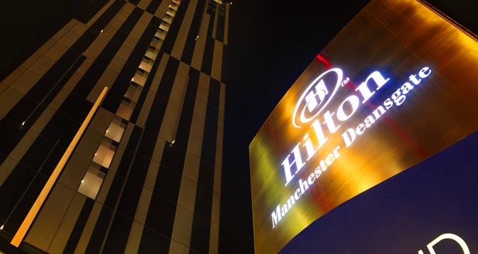 Manchester's Finest Hotel to Host The Third AMA's