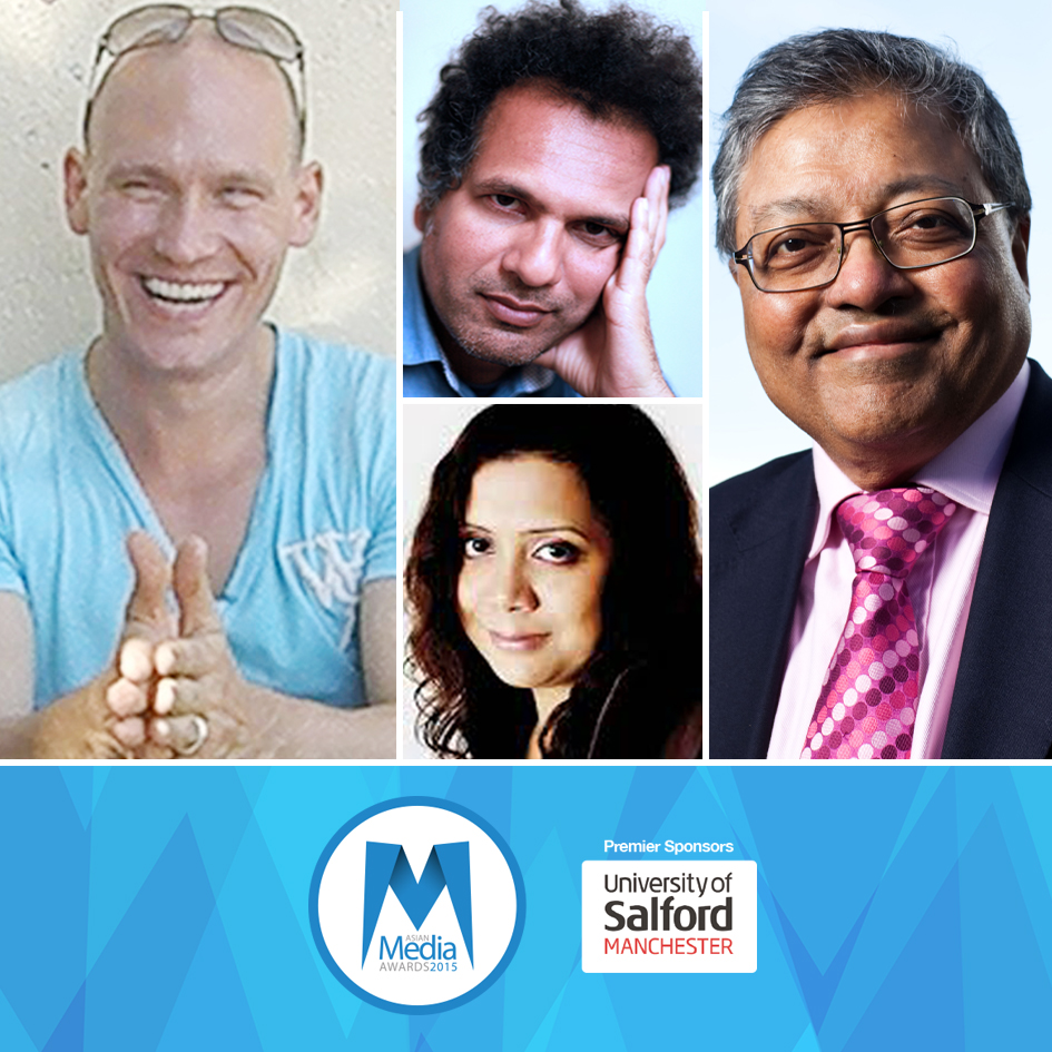 Speakers for AMA Shortlist Event Unveiled