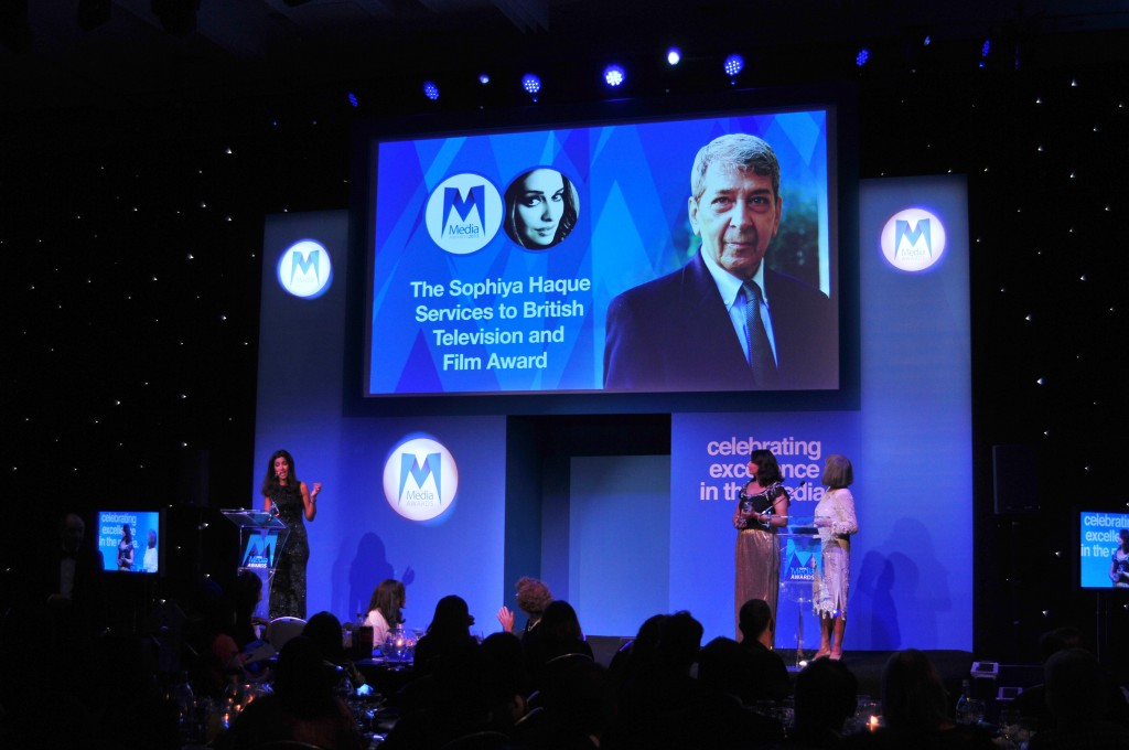 Roshan Seth Acceptance Speech Delights Audience At Asian Media Awards