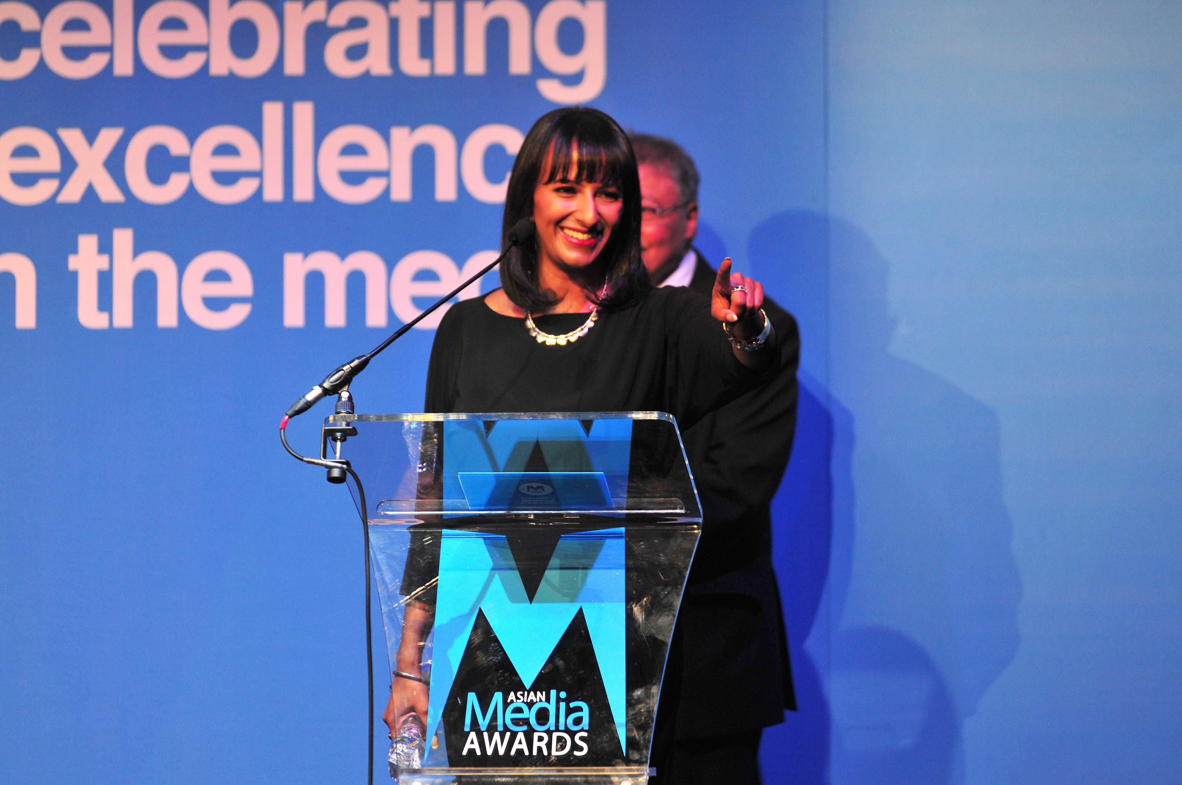 Ranvir Singh Honoured With Media Personality of the Year Award