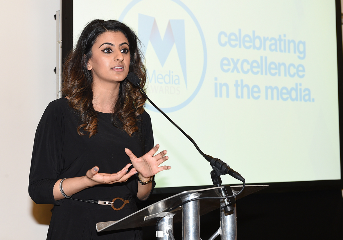 Young Journalist Harpreet Kaur: 'How the Asian Media Awards Changed My Life'