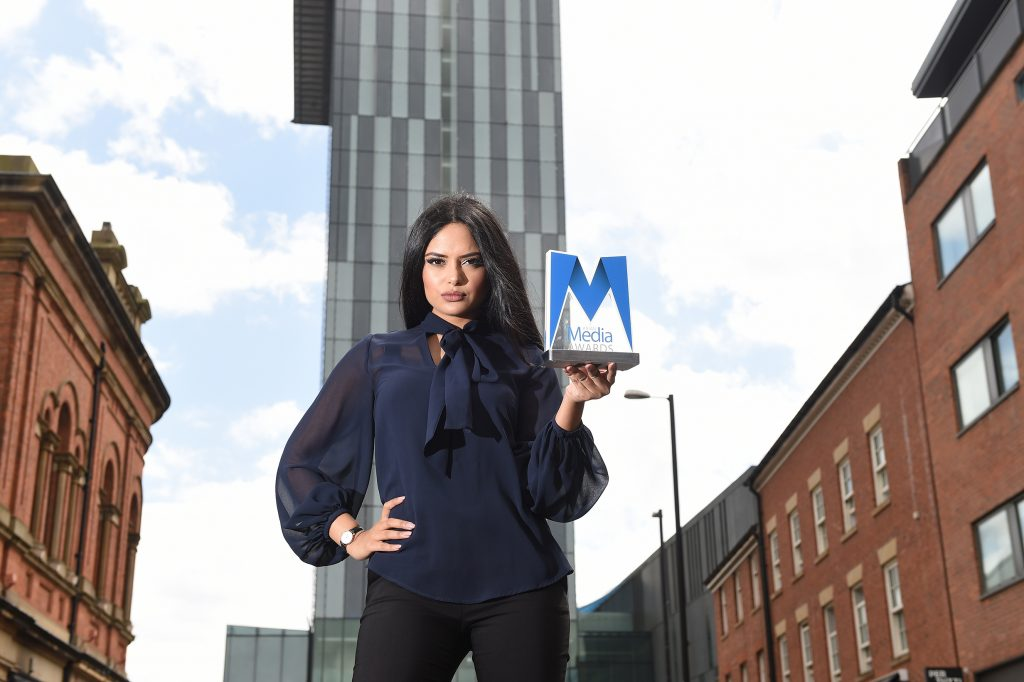 New look Asian Media Award unveiled in Manchester