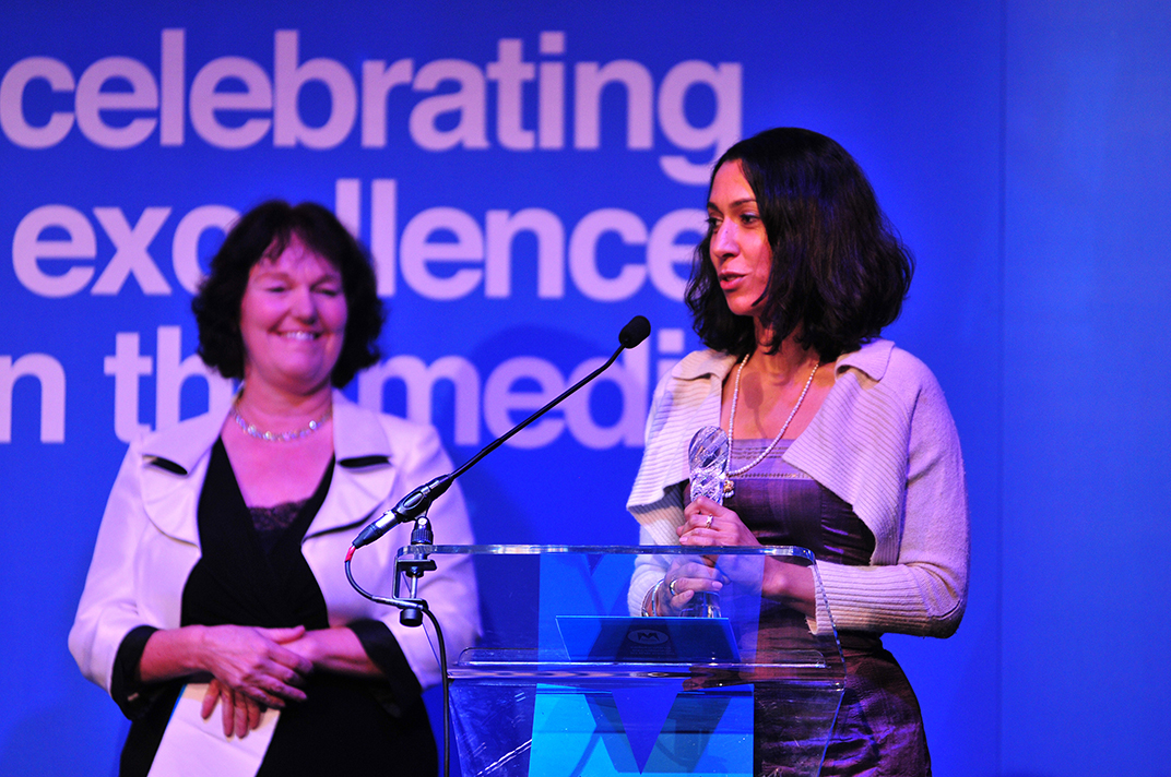 MMU & Routes into Languages Journalist of the Year Award