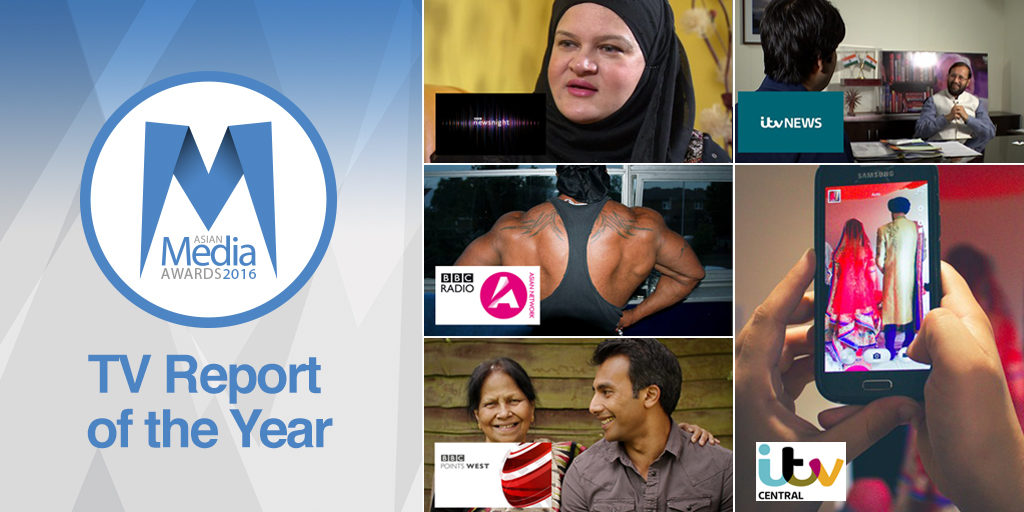 A Closer Look at the TV Report of the Year 2016 Finalists