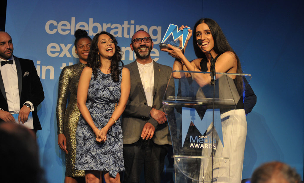 Media Agency Honour Tops Off Memorable Year for Media Hive