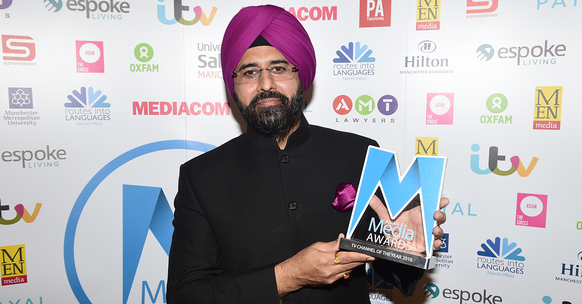 Star Plus Wins TV Channel of the Year for Fourth Year