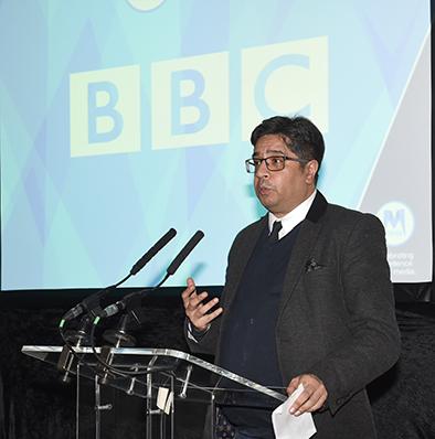 Tommy Nagra BBC 230317