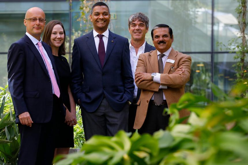 Sightsavers Wins Prestigious Award for Fighting Blindness
