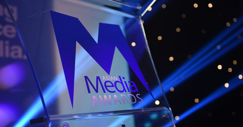 Asian Media Awards 2018 Winners