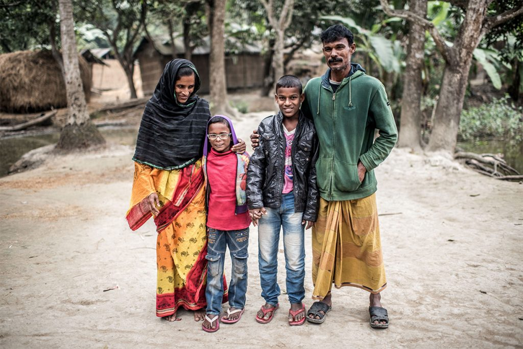Sightsavers Gain Support from UK Government Towards Funding A Million Sight Saving Treatments