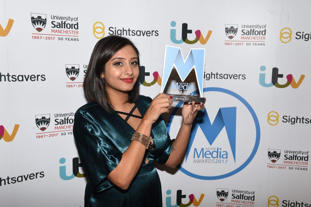 Taran Bassi wins 2017 Best Blog Award