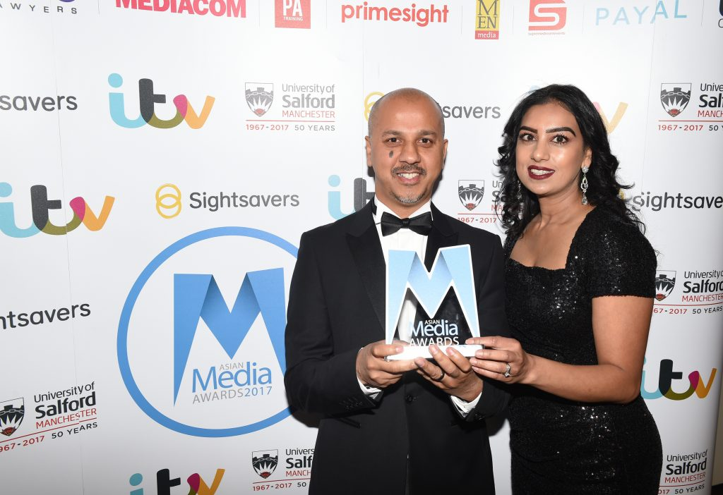 Magic Lantern Festival wins Best Live Event award 2017