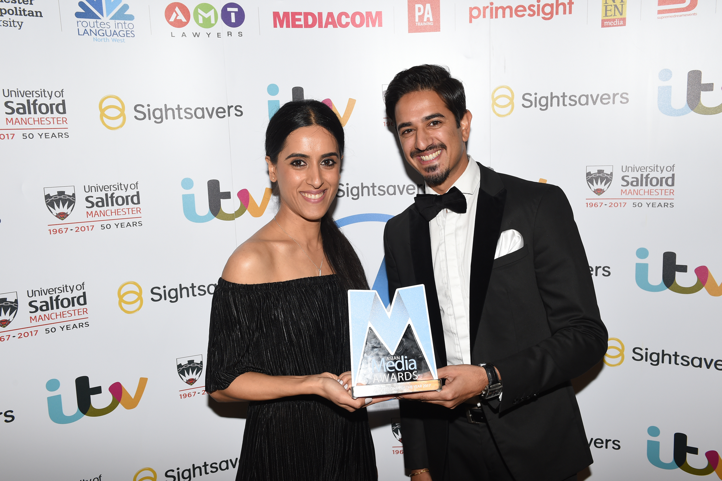 Arika Murtza is Media Professional of the Year