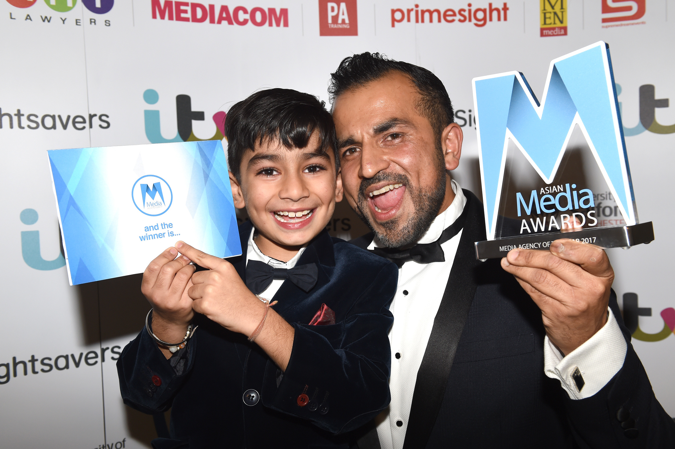 Ethnic Reach picks-up first ever Asian Media Award