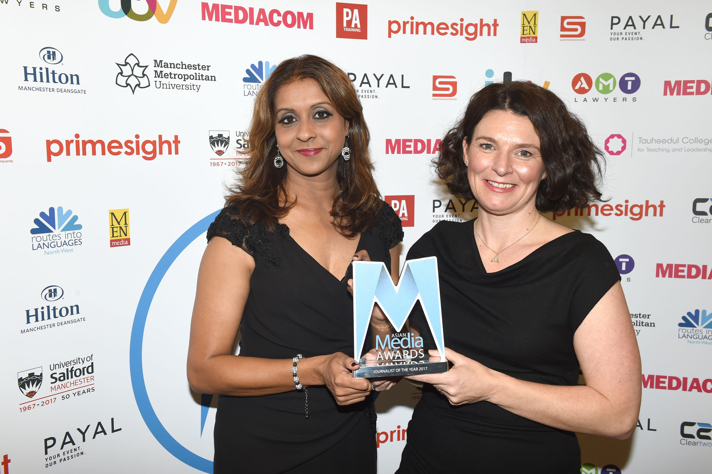The Traffickers wins Best Investigation Award 2017