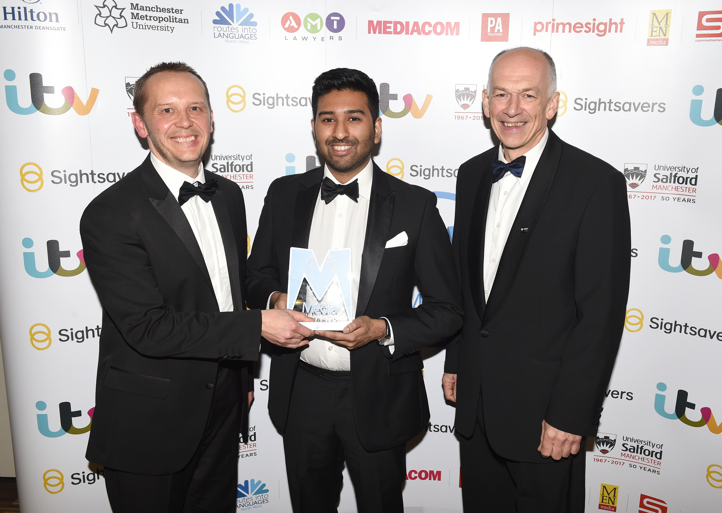 Shehab Khan of the Independent is Outstanding Young Journalist 2017