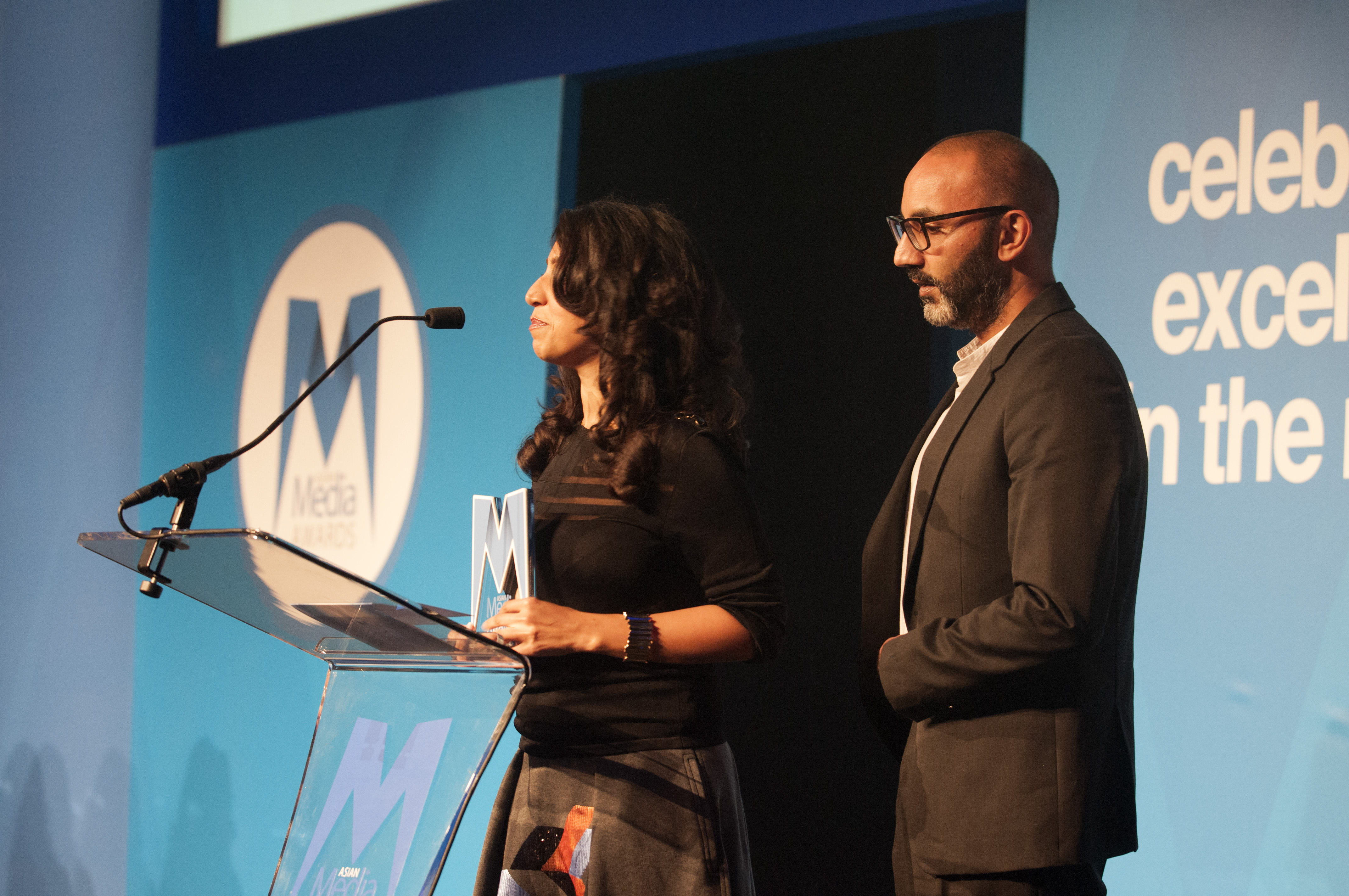 #IamYezidi Campaign wins Creative Media Award 2017