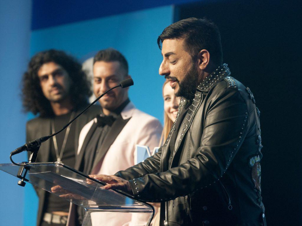 Panjabi Hit Squad scoop Best Radio Show Award 2017