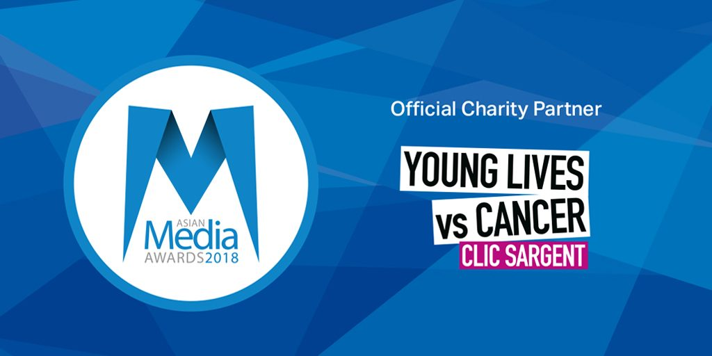 CLIC Sargent Announced As 2018 AMA Charity Partner