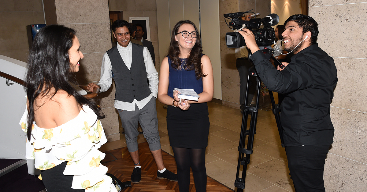 Students Manage Interviews At Shortlist Announcement
