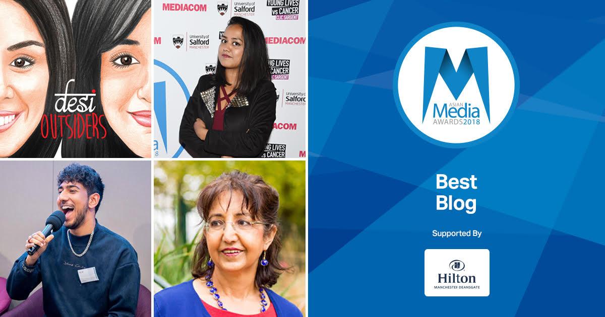 Best Blog Finalists 2018