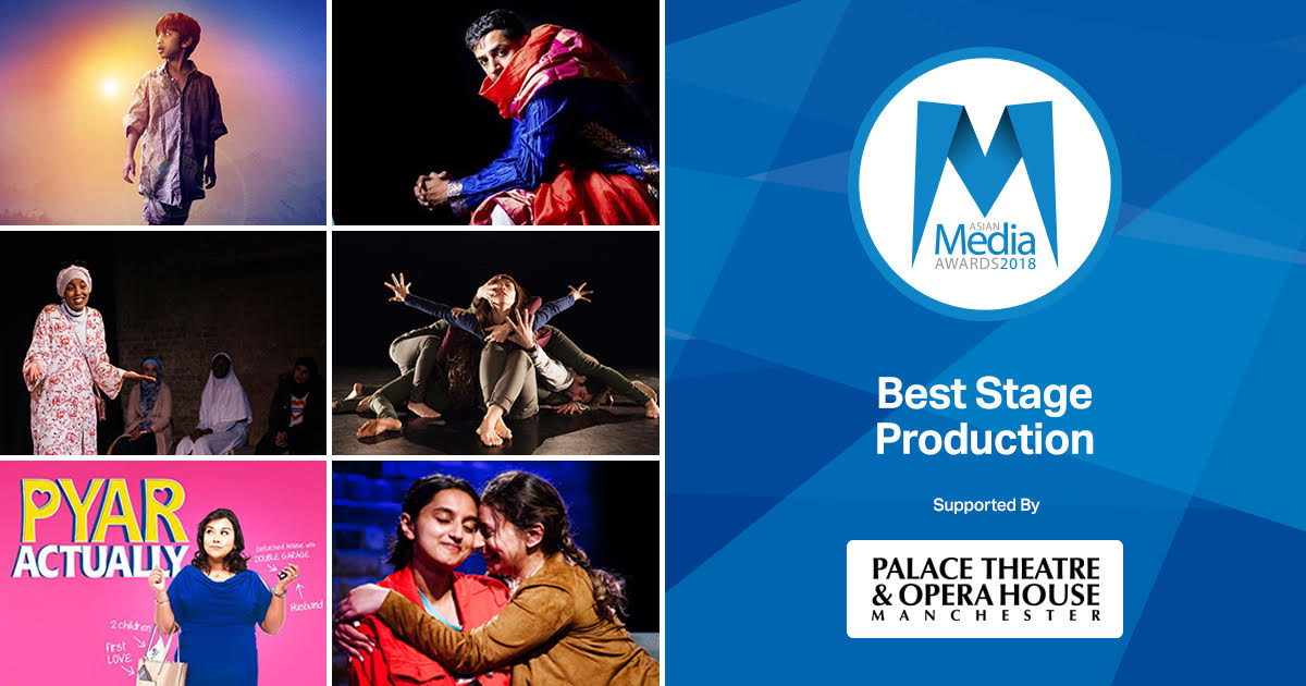 Best Stage Production Finalists 2018