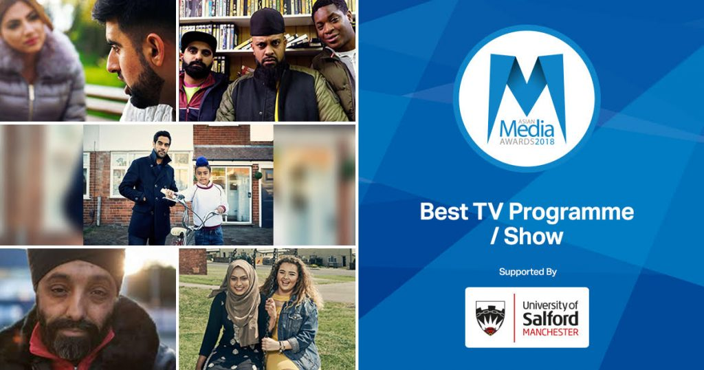 Best TV Programme / Show Finalists 2018
