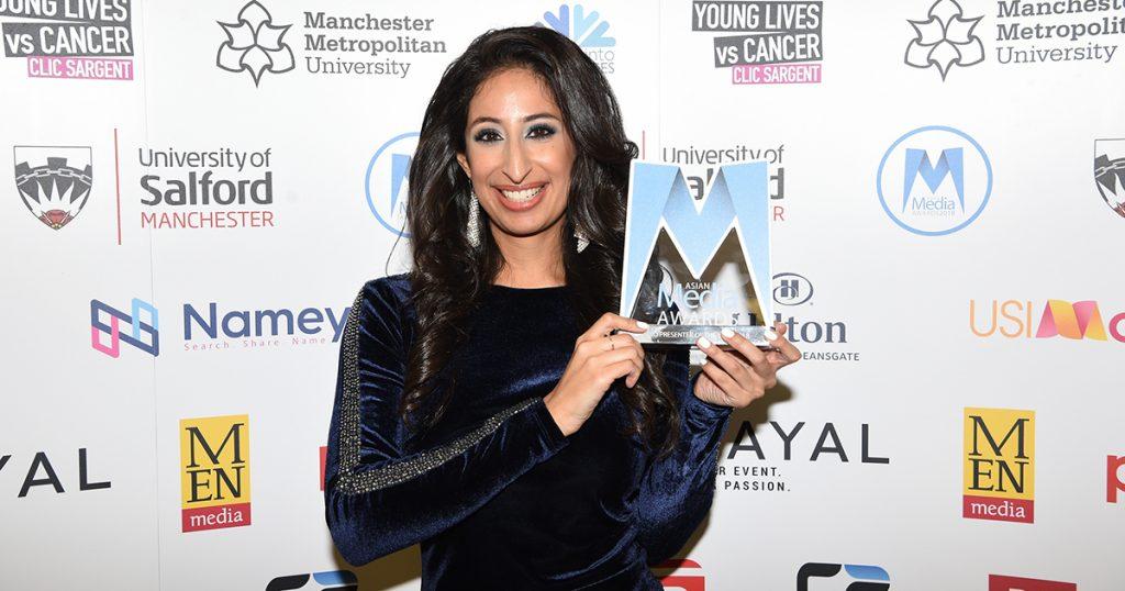 Anushka Arora is Radio Presenter of the Year 2018