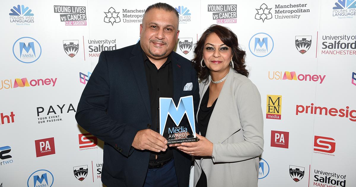Asian Star 101.6FM Win Regional Radio Prize