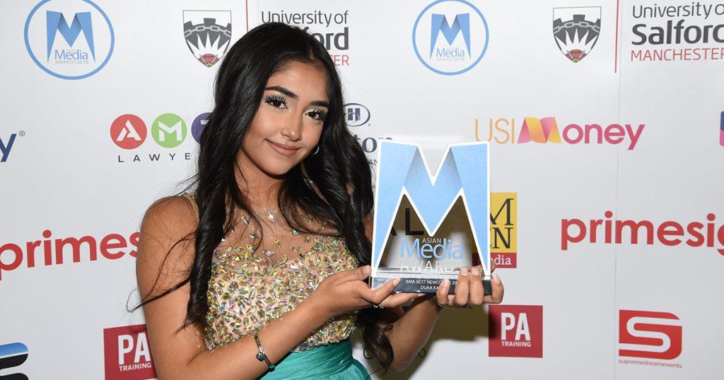 Duaa Karim Named AMA Best Newcomer