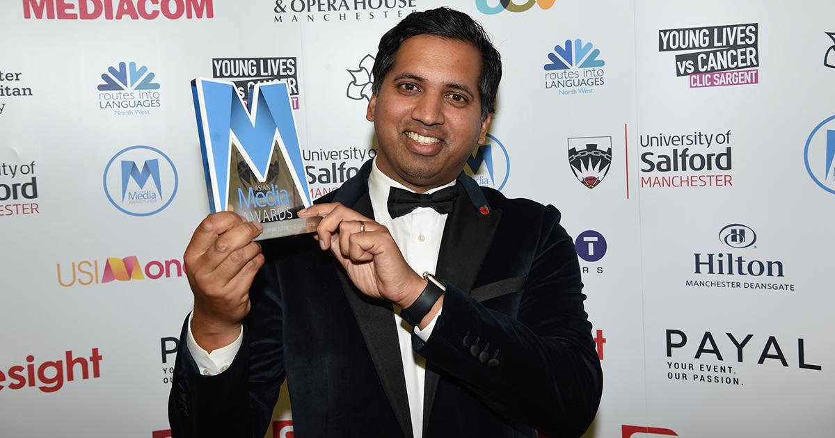 Faisal Islam Named Journalist of the Year 2018