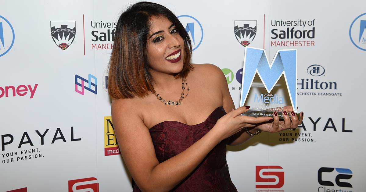 Kavita Kukar Is Rising Star In Radio Winner