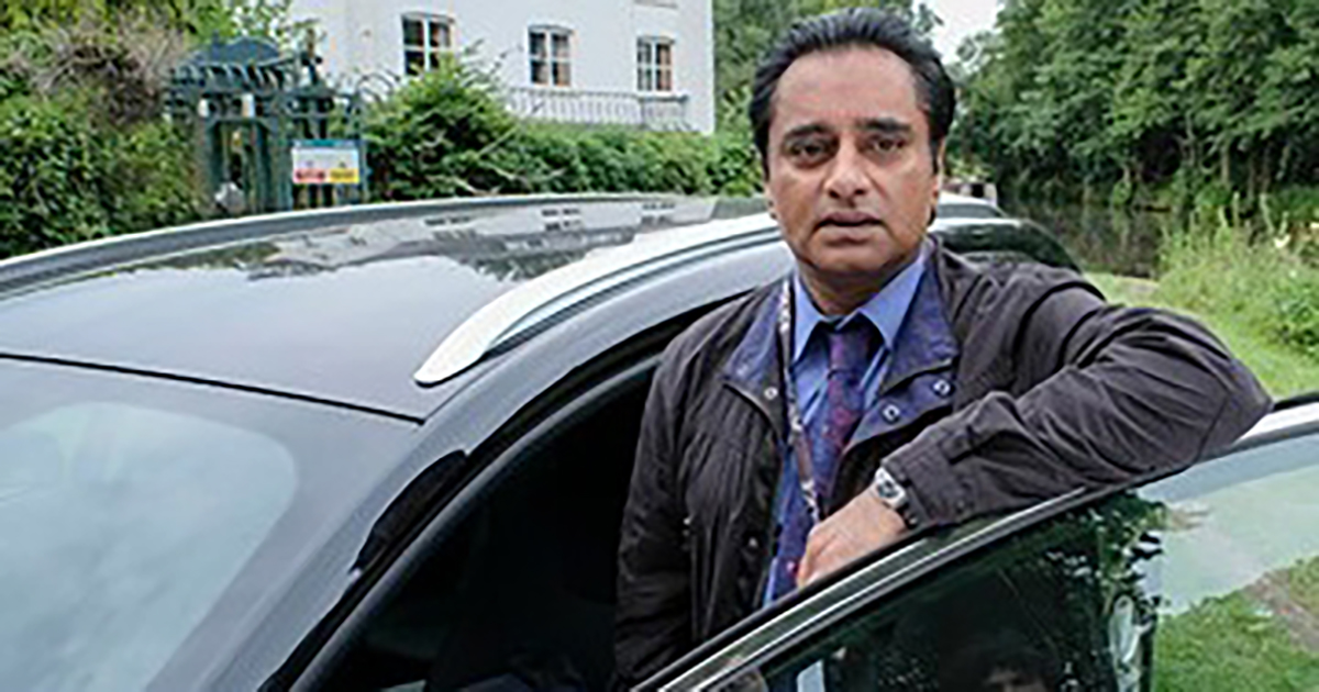 Sanjeev Bhaskar Wins Best TV Character Award