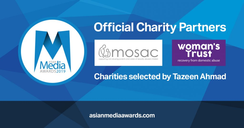 Tazeen Ahmad: My Chosen Charities for the 2019 AMA's