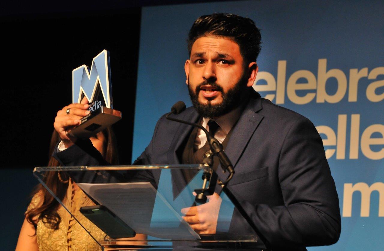 Best Video Channel winner Ali Official