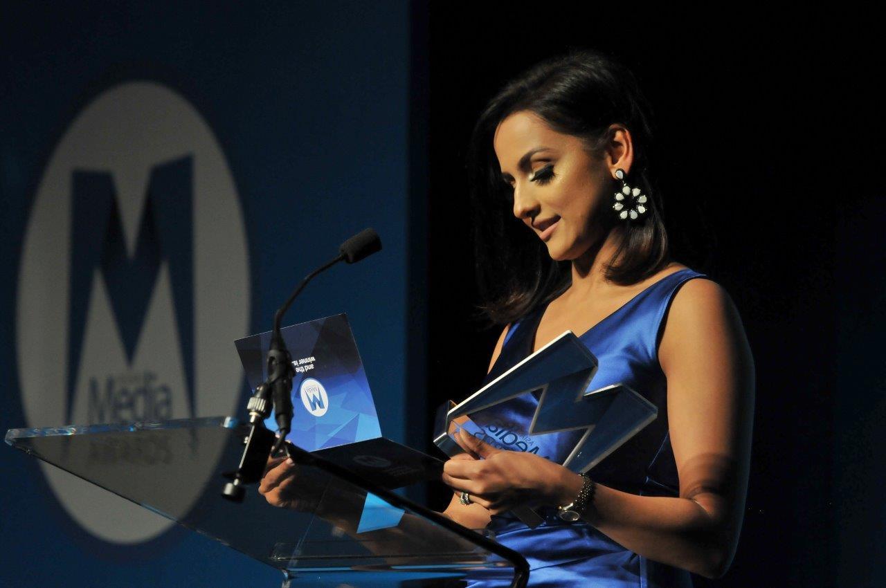 Blogger Asha Chohan announces a winner