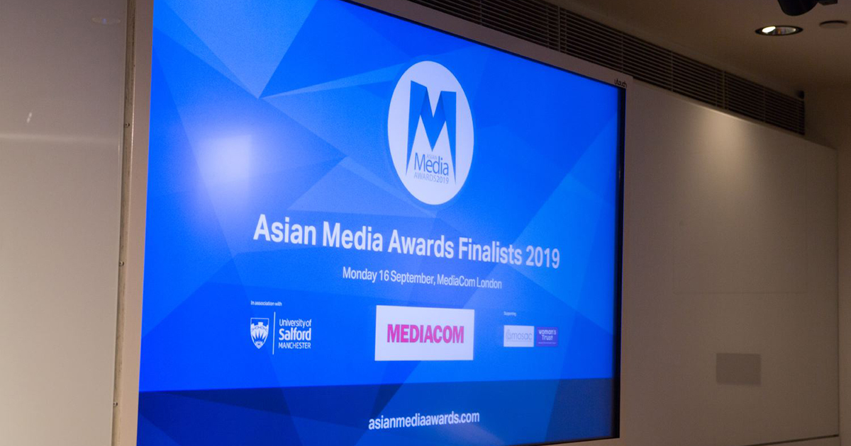 Asian Media Awards 2019 Finalists