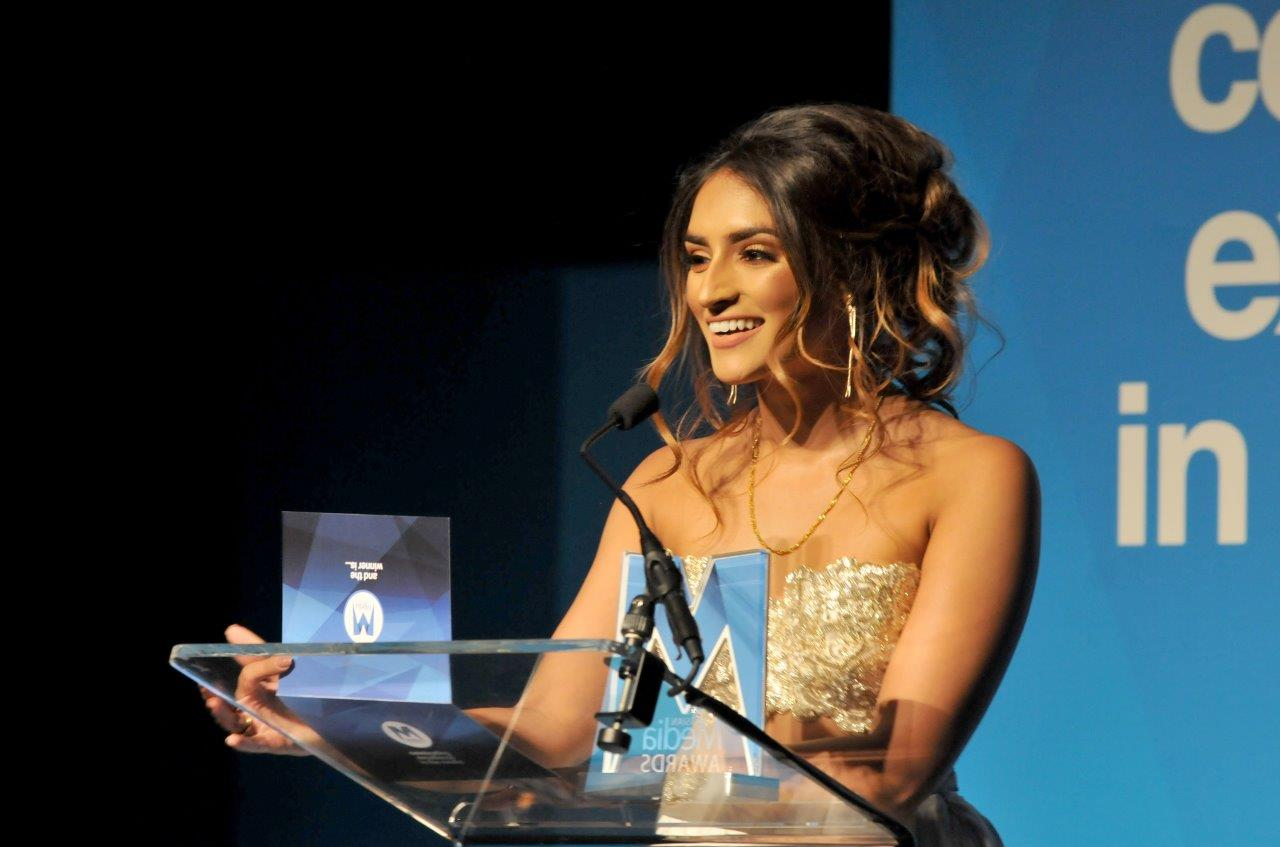 Hollyoaks star Rukku Nahar announces a winner