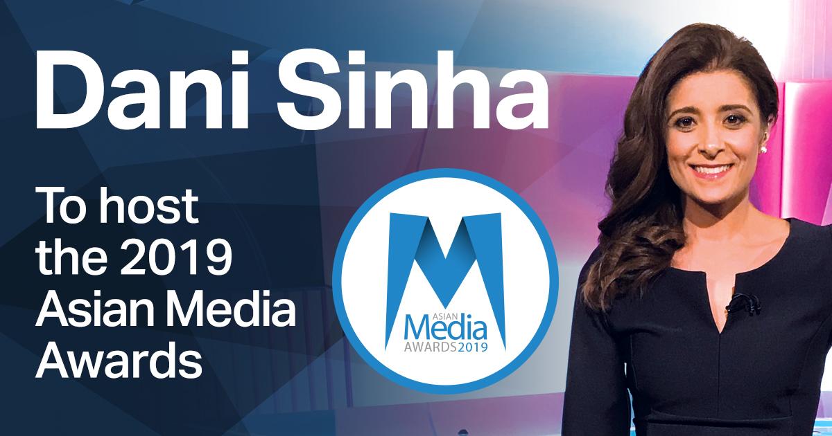 Dani Sinha To Host 2019 AMA Ceremony