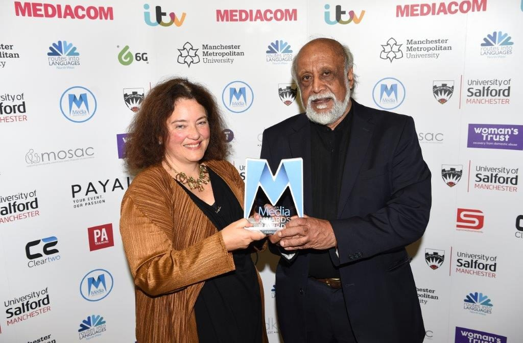Legendary Photographer Anwar Hussein Honoured At AMA's
