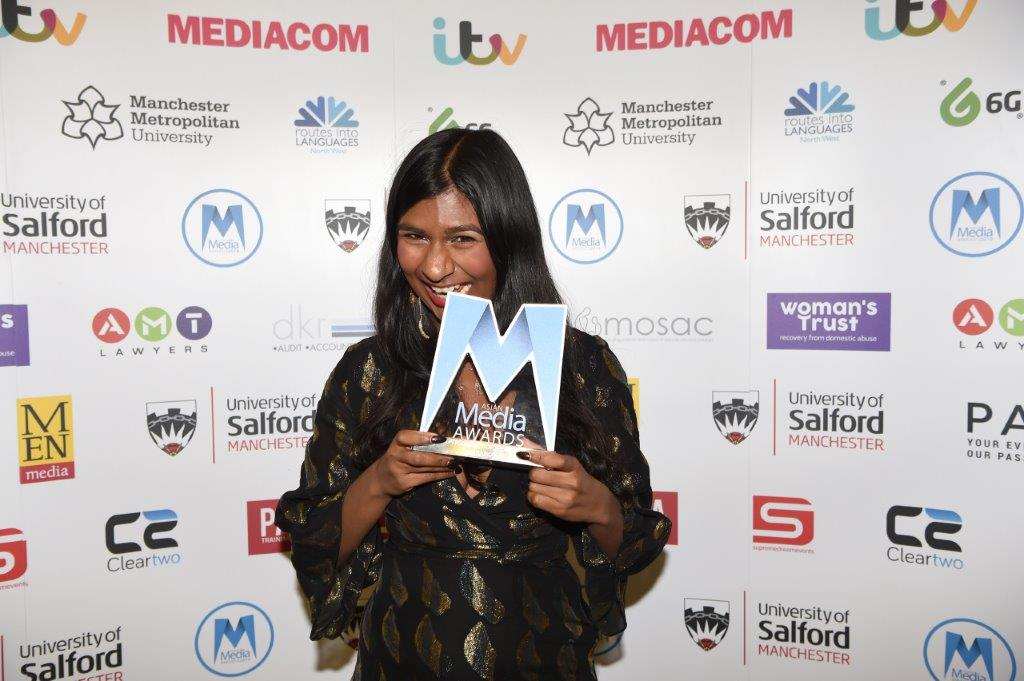 Ash Sarkar is Media Personality of the Year 2019