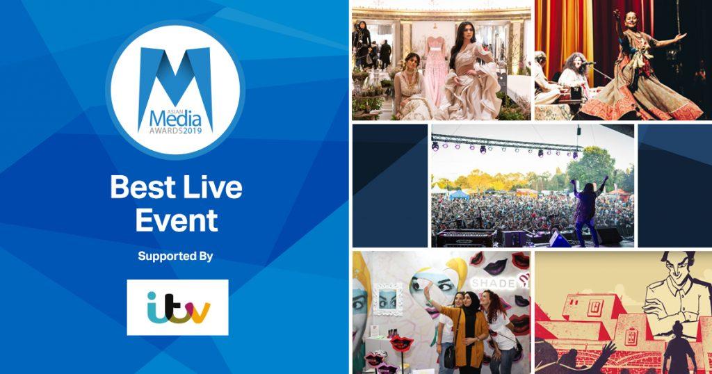 Best Live Event Finalists 2019