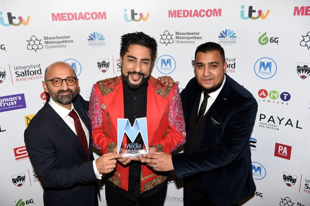 'Brown Beats from Across The World' Bobby Friction Wins Best Radio Show 2019 Award