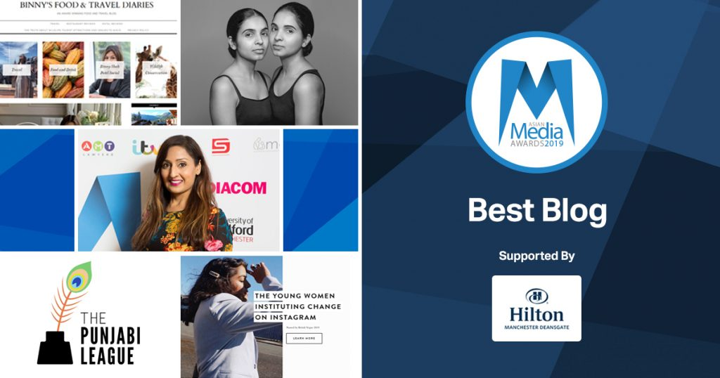 Meet The Best Blog 2019 Finalists