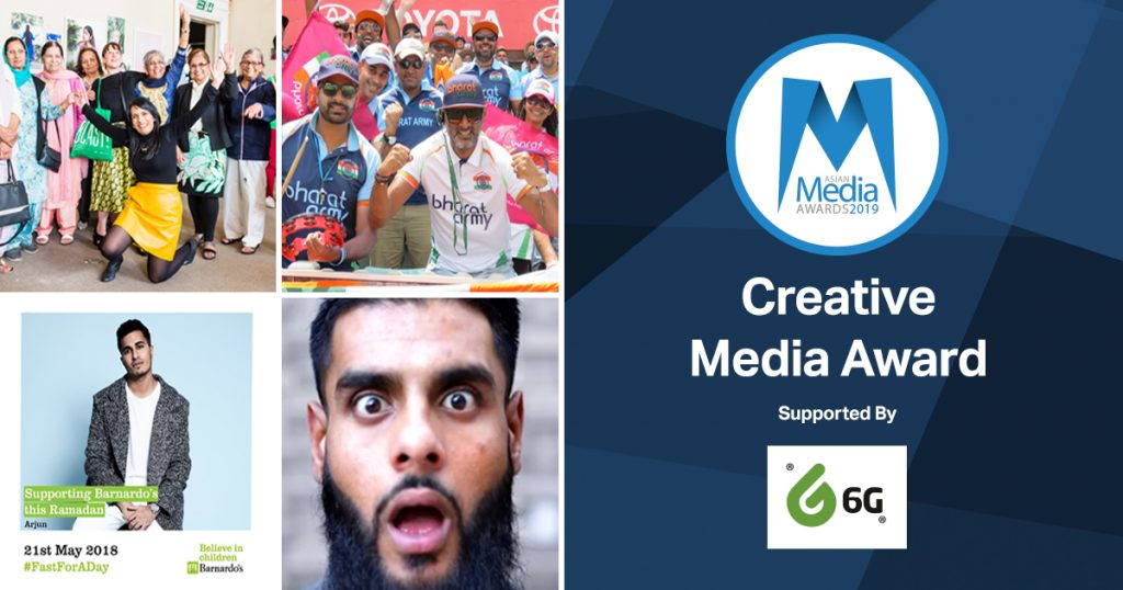 Creative Media Award 2019 Finalists