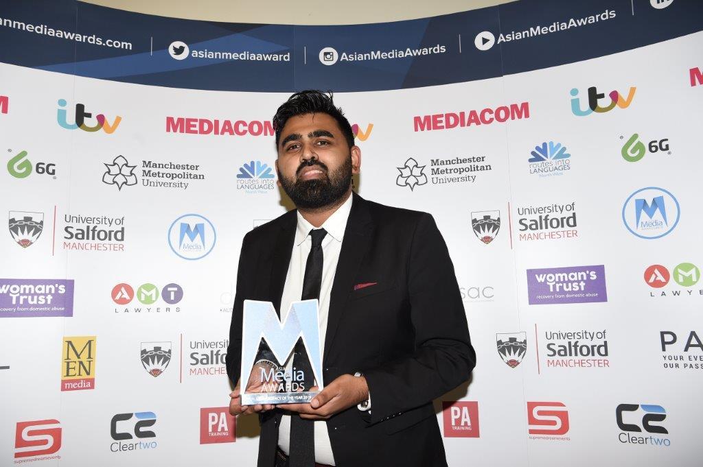 Media Hive Wins 2019 Media Agency of the Year Award